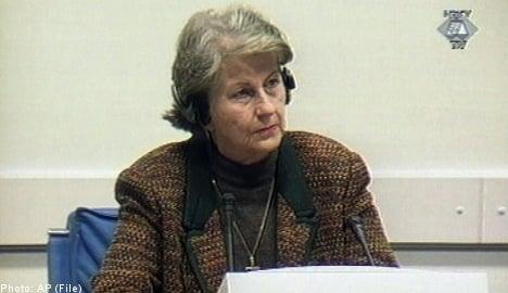 Court urges early release for Bosnian war criminal