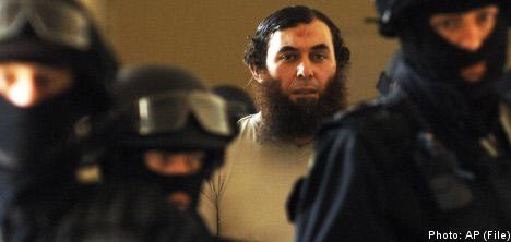 Swedish terrorist gets life sentence