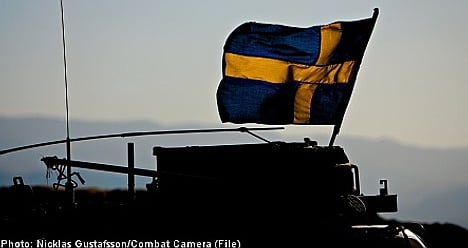 Sweden looks to boost Afghanistan force
