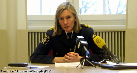 Police chief's emergency ignored by Säpo