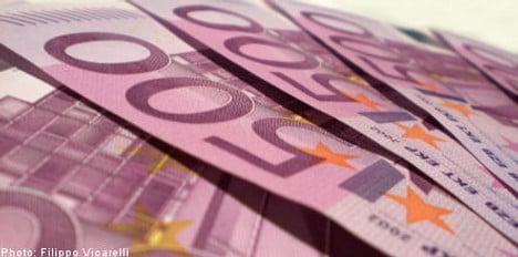 Swedish net sellers tricked by fake euro bills