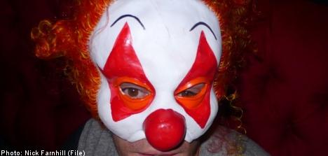 Professional Swedish clown accused of tax fraud