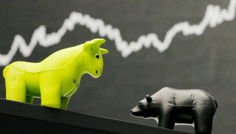 Scruffy Berlin looks to future in high finance