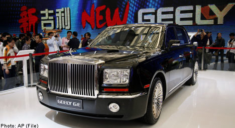 Geely withdraws reported offer for Volvo