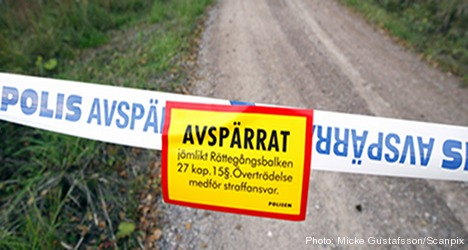 Body found in missing Falun woman case