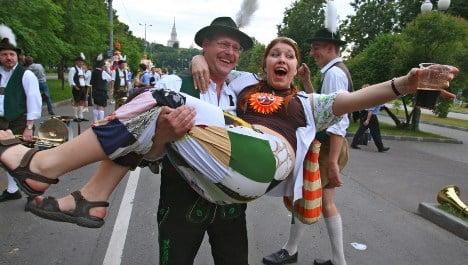 Court says drivers responsible for dodging Oktoberfest drunks