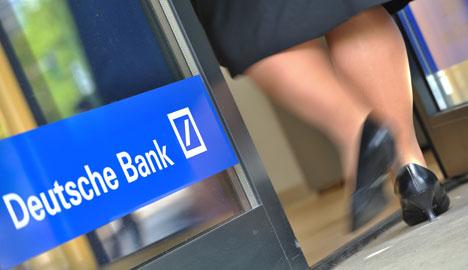 Deutsche Bank reportedly looking to axe 1,300 jobs