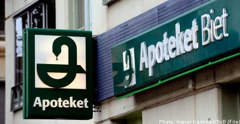 Goverment sacks board of pharmacy monopoly
