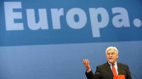 Steinmeier welcomes Polish embrace of Lisbon treaty