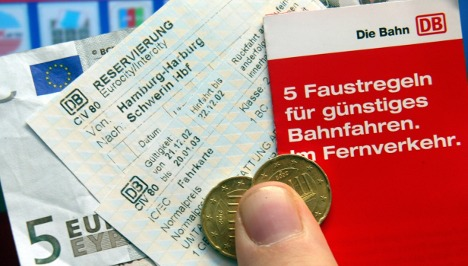 Deutsche Bahn to raise train fares