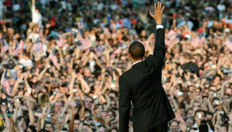 Merkel: Obama's Nobel prize 'incentive' for peace