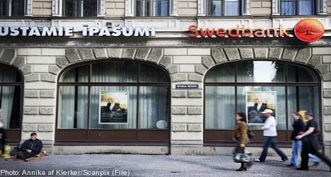 Swedish banks warned on Latvian economy