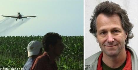 Swedish MPs back filmmaker's battle with US food giant