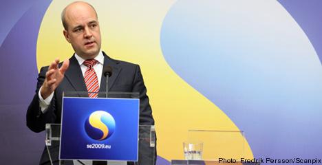 Sweden welcomes Irish 'Yes' to EU Treaty