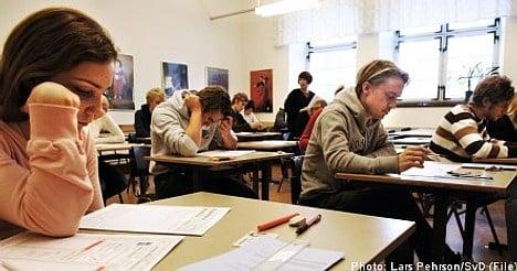 'Renationalize Sweden's schools': Liberals