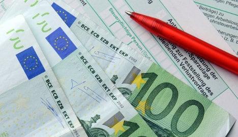 Merkel admits tax cut plan may fail