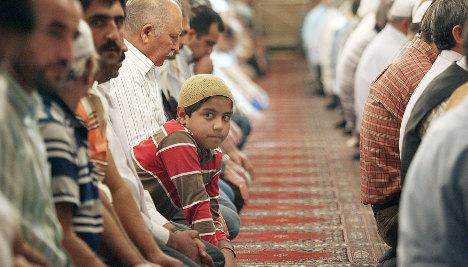 Turkish leader says kids need Islamic holiday off