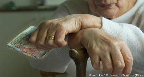 Social Democrats target pensioners on tax