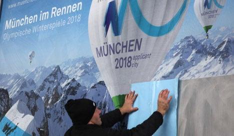Munich plumps for 'modern' 2018 Olympics