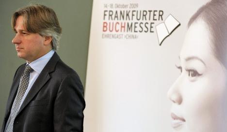 Frankfurt Book Fair to open amid censorship row