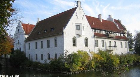Swedish secret agent's 15th century castle up for auction