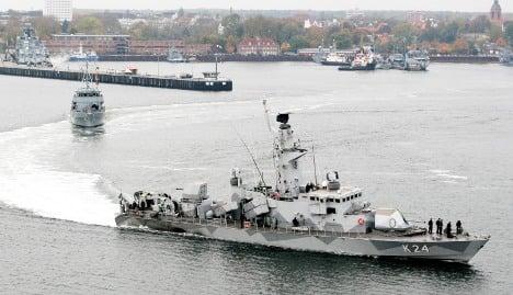 Israel wants Berlin to finance two new warships