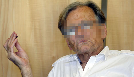 Kidnapped German doctor held in France for 1982 murder