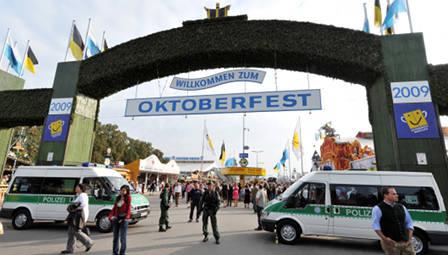 Terror warnings dampen Oktoberfest merriment