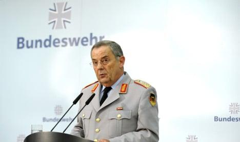 Bundeswehr: NATO clears German officer