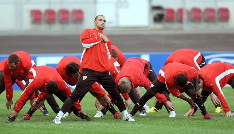 Stuttgart confident ahead of Sevilla Champions League clash