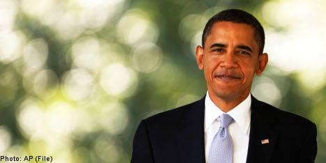 Obama Nobel win shocks Swedish peace group