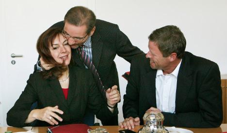 Left coalition set to take power in Brandenburg