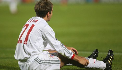 Bayern crash and burn in Bordeaux