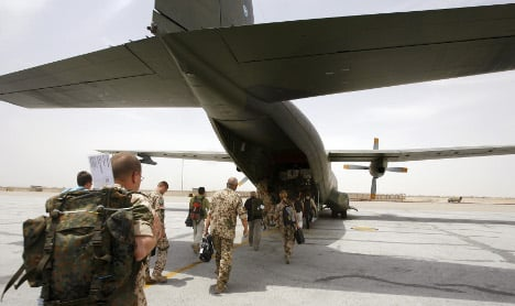 Military costs in Afghanistan outstrip reconstruction spending