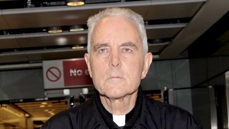 Holocaust denier Williamson to battle fine of up to €12,000