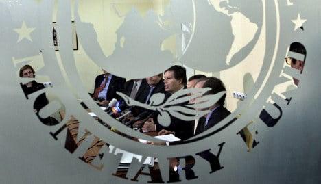 Berlin balks at boosting IMF's finances