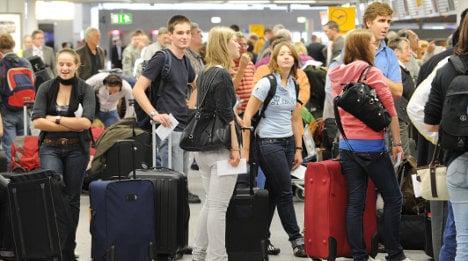 Delays expected as Frankfurt Airport custodial workers strike