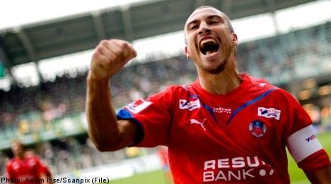 'Henke' Larsson to quit professional football