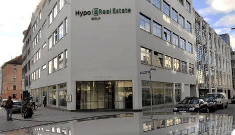 Hypo Real Estate needs five years to pay off state aid