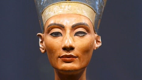 Nefertiti bust moved to new home