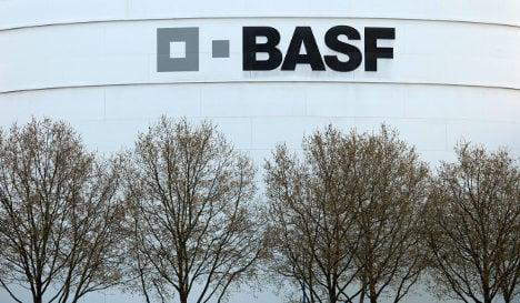 BASF's profits fall amid rocky recovery
