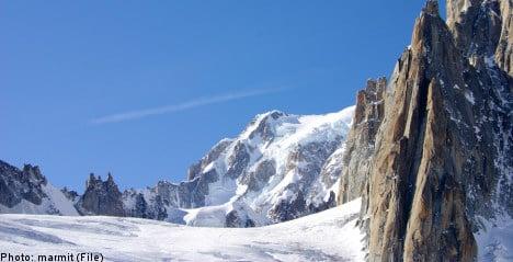 Swedish girl, 16, dies in Alpine fall