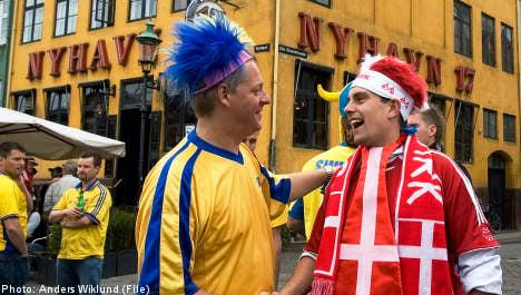 Swedish destiny resides in Copenhagen clash