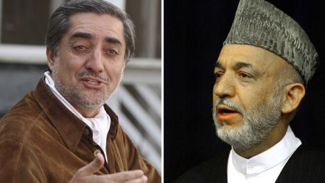 Merkel praises Karzai for agreeing to runoff