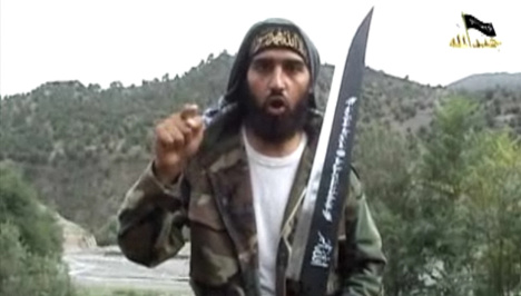 Two more Germans turn up in terror videos