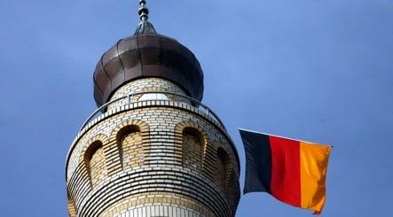 Animal blood thrown at Bavarian mosque