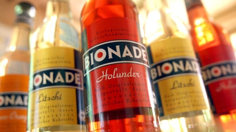 Bionade looks to world domination with help from Dr. Oetker
