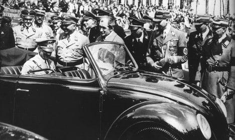 Porsche to investigate Nazi forced labour claims
