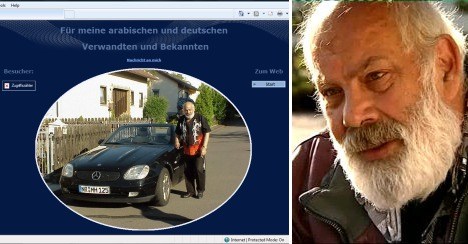 Sweden sending mystery man home to Berlin after memory-loss hoax