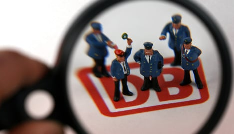 Criminal charges filed in Deutsche Bahn employee spying case